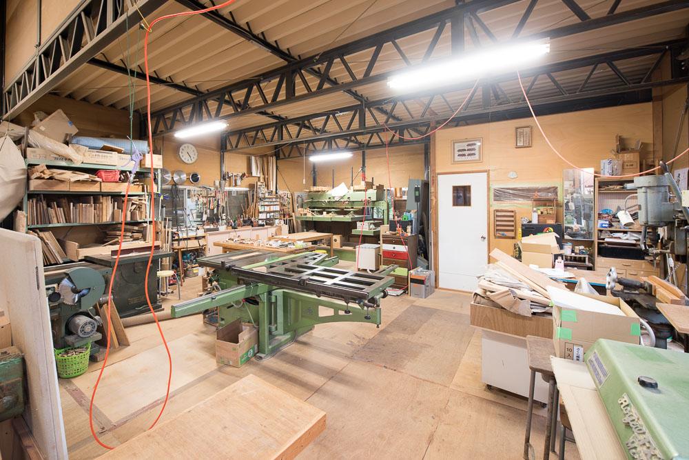星野家具製作工房